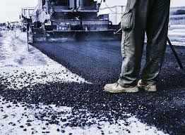Gilsonite blending asphalt